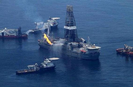 BP wil 50.000 vaten per dag opvangen