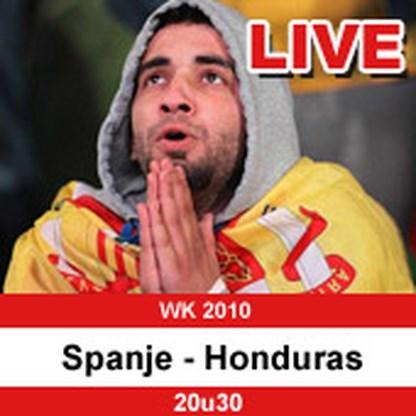 Spanje moet winnen