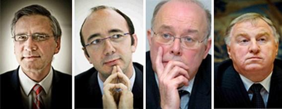 De Wever sprak met Peeters, Demotte, Picqué en Lambertz