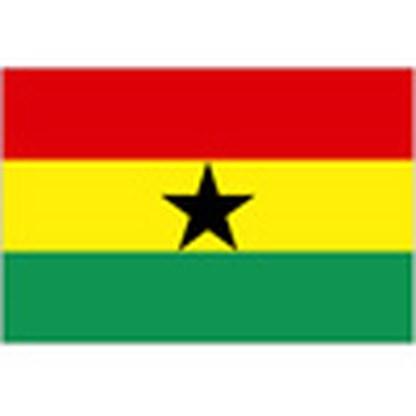 Strand, regenwoud en cultuur in Ghana