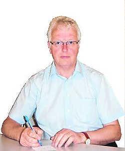 Walter Luyten heeft de gewoonte om altijd zeer traag en duidelijk te spreken. 'Wellicht heeft dat te maken met mijn job als psycholoog', zegt hij.