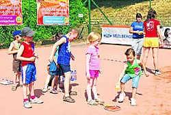 Firma Vanerum zoekt jong tennistalent.ibo