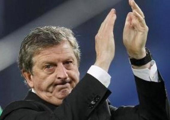 Roy Hodgson op weg naar Liverpool