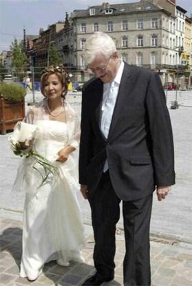 Philippe Moureaux stapt in het huwelijksbootje