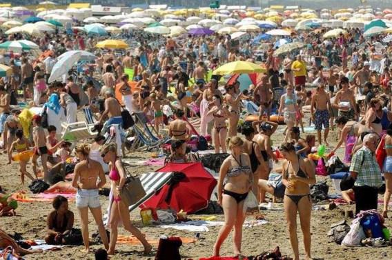 Deze zomer pak minder kinderen verdwaald aan de kust