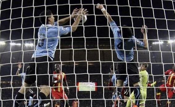Uruguayaan Suarez één wedstrijd geschorst
