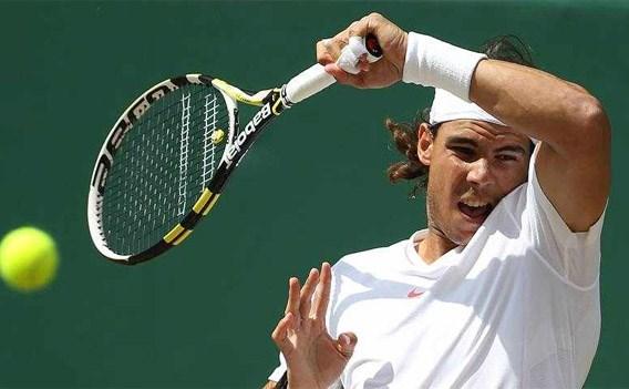 Spaans Davis Cup-team met Nadal, Ferrer en Verdasco naar België