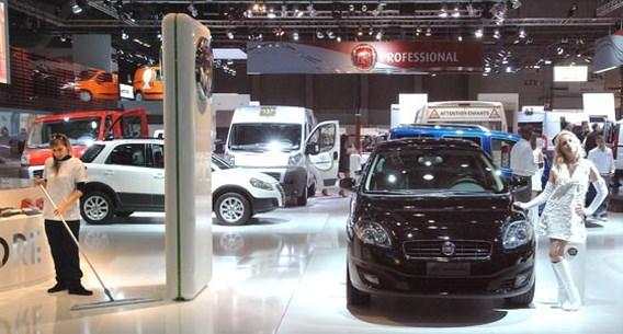 Belgen kopen meer auto's