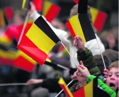 België biedt een diplomatieke meerwaarde.Yorick Jansens/topeye