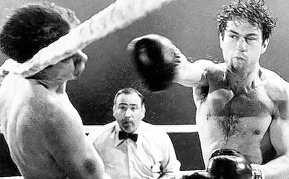 'Raging Bull': het chef-d'oeuvre van Martin Scorsese. rr