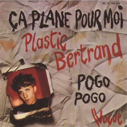 Plastic Bertrand: ''Ik zong 'Ca plane pour moi' niet in''