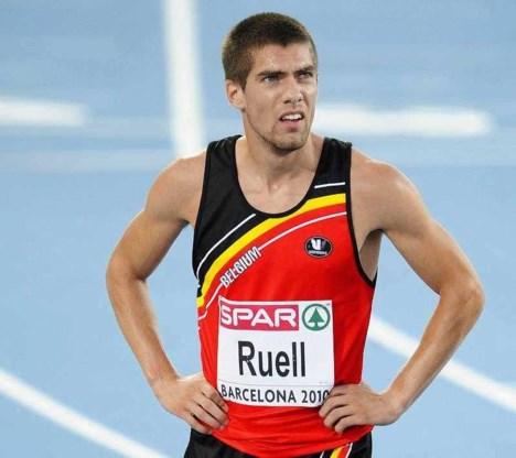 Ruell en Van Malderen niet naar finale 1500 meter
