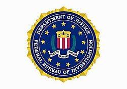 Wikipedia moet FBI-logo verwijderen