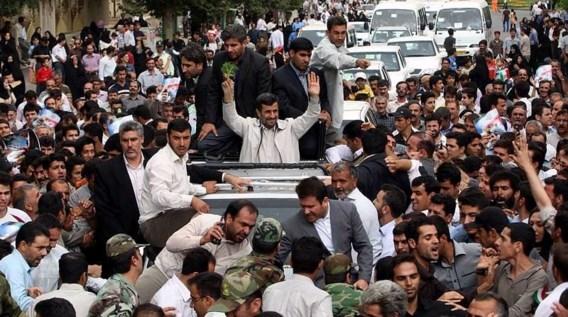 Tegenstrijdige berichten over aanslag tegen Ahmadinejad