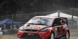 François Duval wint EK rallycross in Maasmechelen