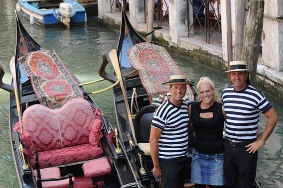 Eerste vrouwelijke gondelier in Venetië