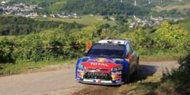 Loeb leidt in Rally van Duitsland
