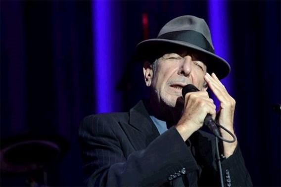 Hoedje af voor Leonard Cohen