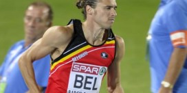Wilfried Meert: '4x400m mist Cédric Van Branteghem'