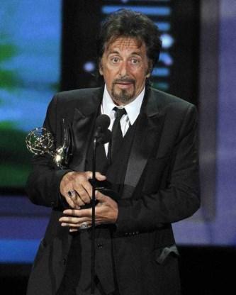 Al Pacino wordt Phil Spector