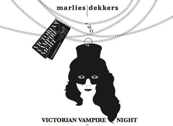 Marlies Dekkers eert het Victoriaanse tijdperk
