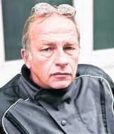 De ontslagen Gentse korpschef, Peter De Wolf. babo