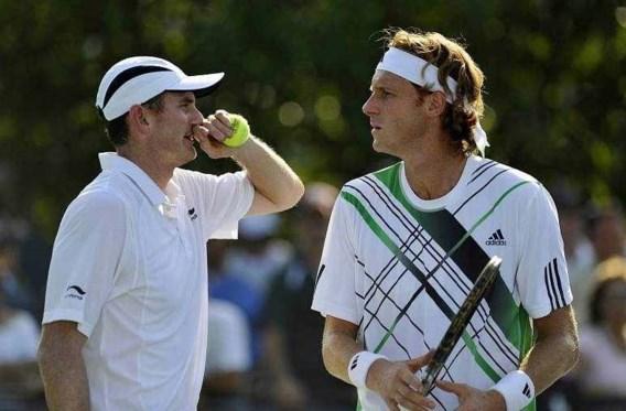 Dick Norman en Wesley Moodie kennen tegenstanders op Masters