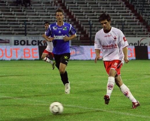 Roeselare speelt gelijk bij Antwerp, Bergen verliest voor het eerst