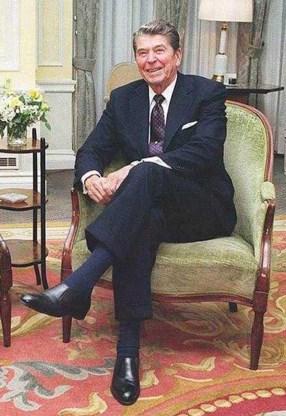 Leven Ronald Reagan wordt verfilmd