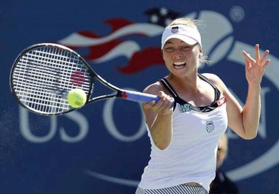Zvonareva bij laatste vier op US Open