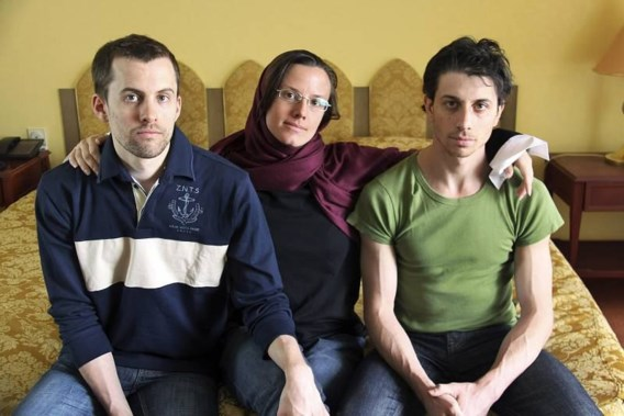 Iran belooft vrijlating van Amerikaanse rugzaktoerist