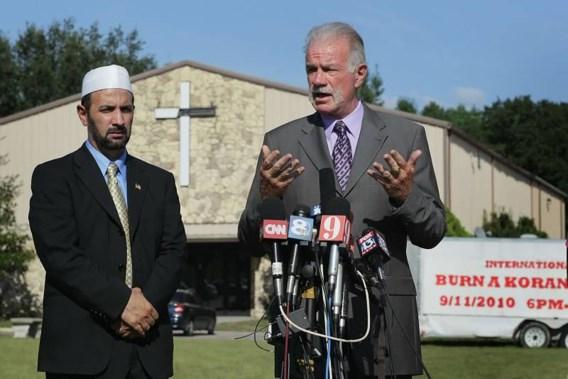 Amerikaanse dominee ziet af van koranverbranding