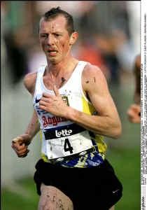 Atleet Tom Compernolle, meer dan twee jaar geleden tragisch verongelukt. pn