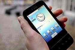 Productie smartphones overstijgt verwachtingen