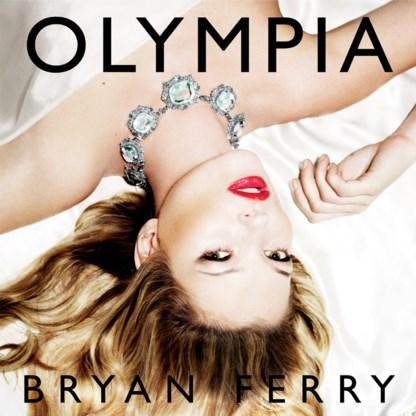 Kate Moss op hoes Bryan Ferry