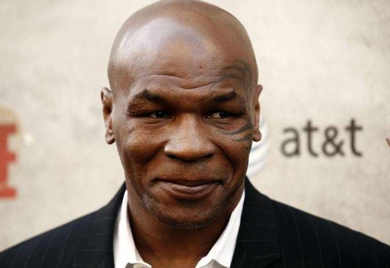 Mike Tyson wordt voor achtste keer vader