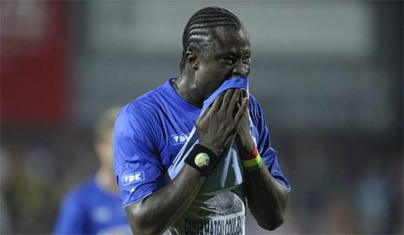 Transfer Elimane Coulibaly naar Standard definitief afgesprongen