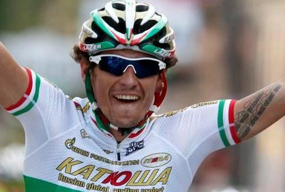 Filippo Pozzato voert Italiaanse WK-selectie aan
