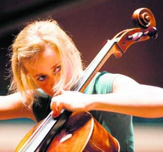 Sol Gabetta, een celliste met een persoonlijke klank.Marco Borggreve