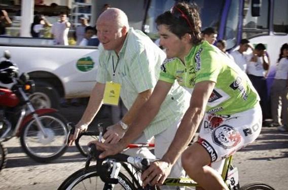 Oscar Sevilla betrapt op doping