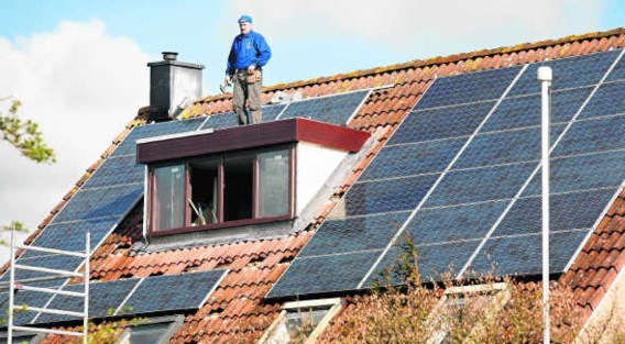 2009 was een uitzonderlijk jaar voor de sector van zonnepanelen.Arie Kievit