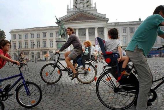 Al 1.300 handtekeningen voor maandelijkse autoloze zondag in Brussel