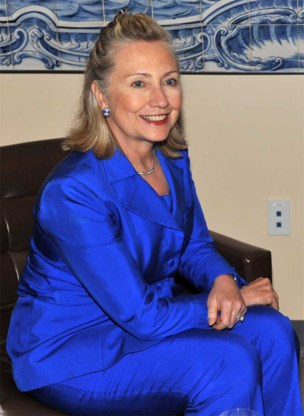 Hillary Clinton legt 'bad hair day' uit