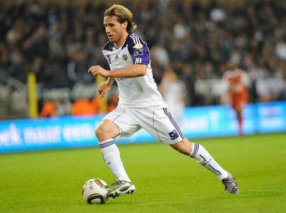 Lucas Biglia verlengt contract bij Anderlecht tot 2015