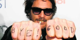 Blikvanger Joaquin Phoenix