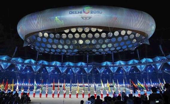 Grootste Commonwealth Games ooit geopend