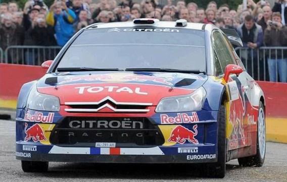 Sébastien Loeb wint rally van Catalonië