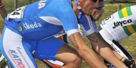 Filippo Pozzato: 'Krampen in de laatste ronde'