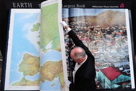 Grootste boek aller tijden kost 72.000 euro