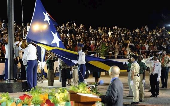 Nederlandse Antillen zijn niet meer